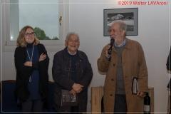 ELIO-CIOL-e-il-Prof.-GUIDO-CECERE-intervento-critico-mostra-IL-TAGLIAMENTO