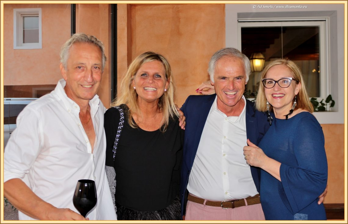 Paolo 1958 feest